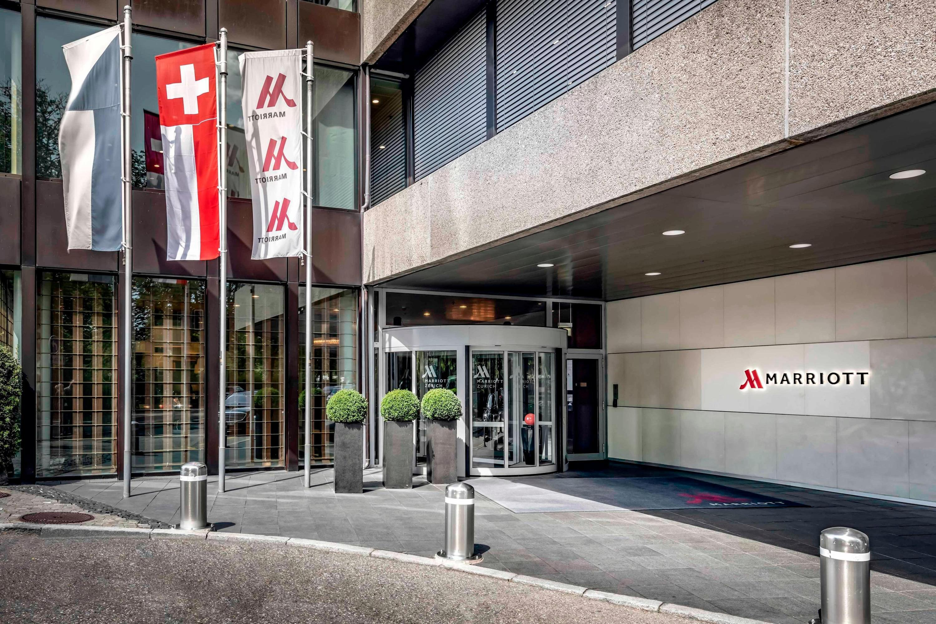 Zurich Marriott Hotel