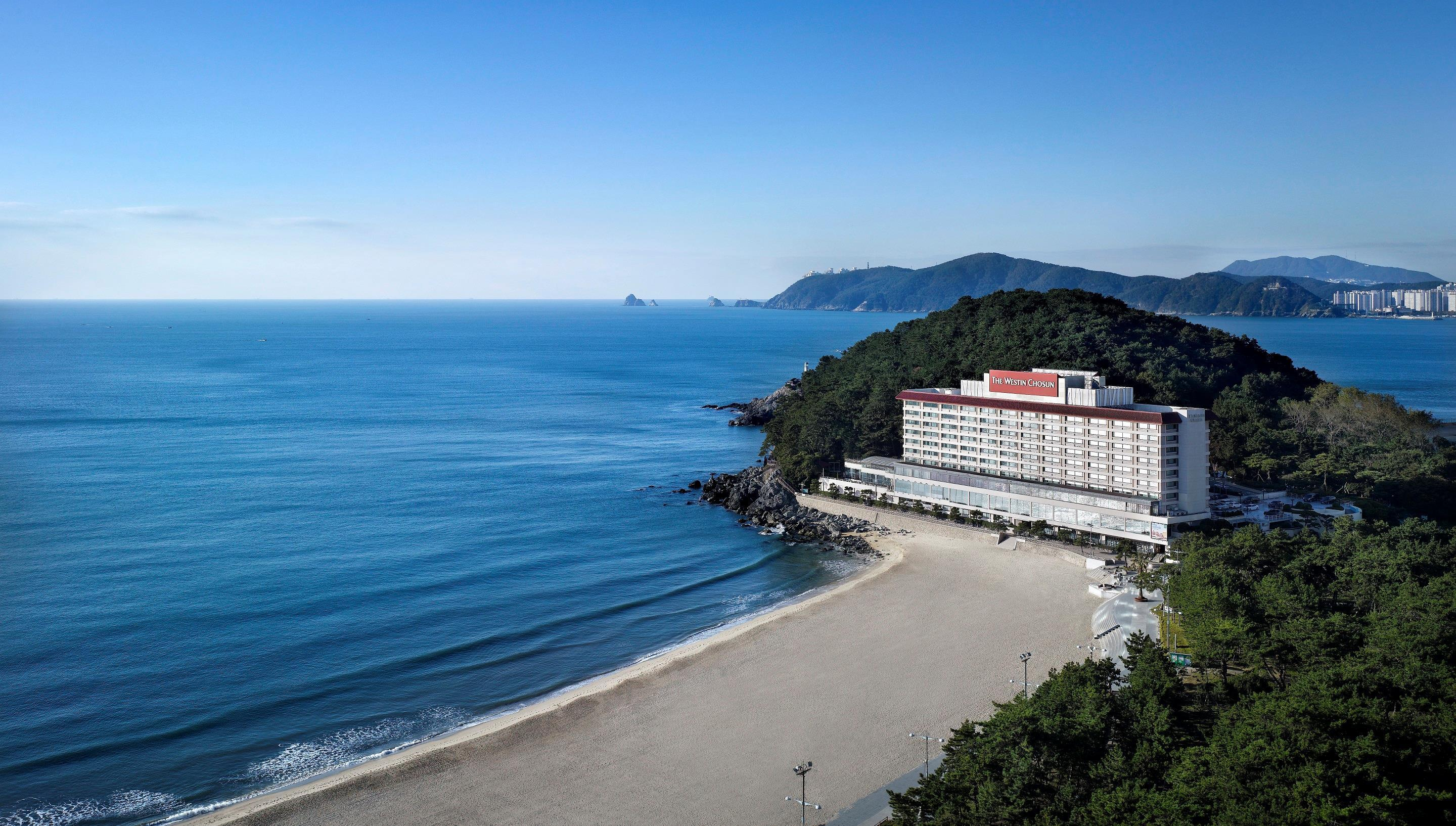 The Westin Chosun, Busan